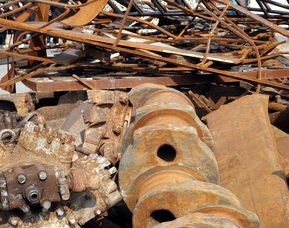 Industrial and Commercial Scrap Metal Removal and Disposal Massachusetts