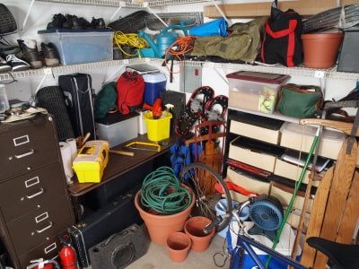 Spring Cleaning for Attics, Garages, and Basements